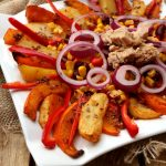 Rezept: Indian Summer Thunfisch-Salat